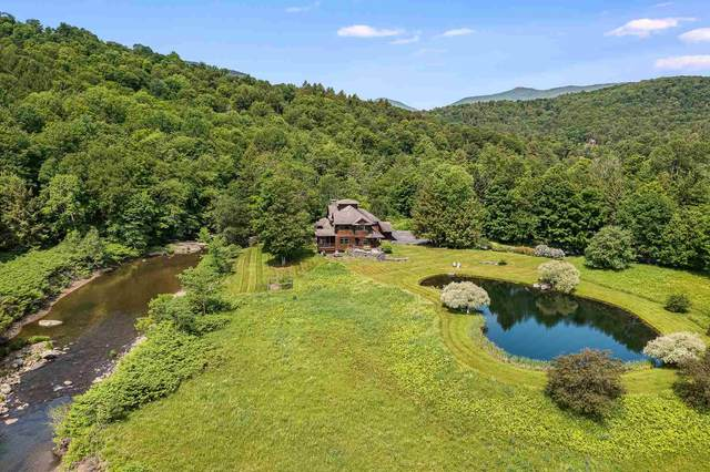 989 Moscow Road, Stowe, VT 05672 (MLS #4867217) :: Team Tringali