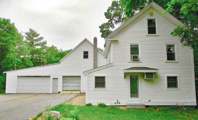 3 Weare Road, Hampton Falls, NH 03844 (MLS #4867235) :: Signature Properties of Vermont