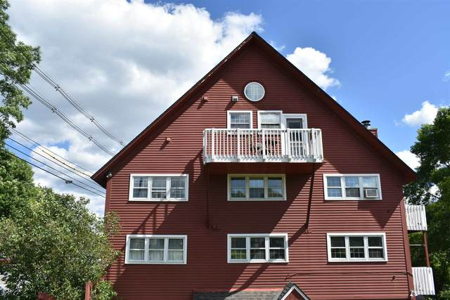 1856 Main Street U9, Hartford, VT 05059 (MLS #4867239) :: Keller Williams Coastal Realty