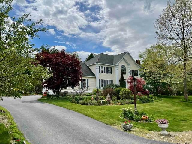 1 Fieldstone Lane, Hampton Falls, NH 03844 (MLS #4867290) :: Signature Properties of Vermont