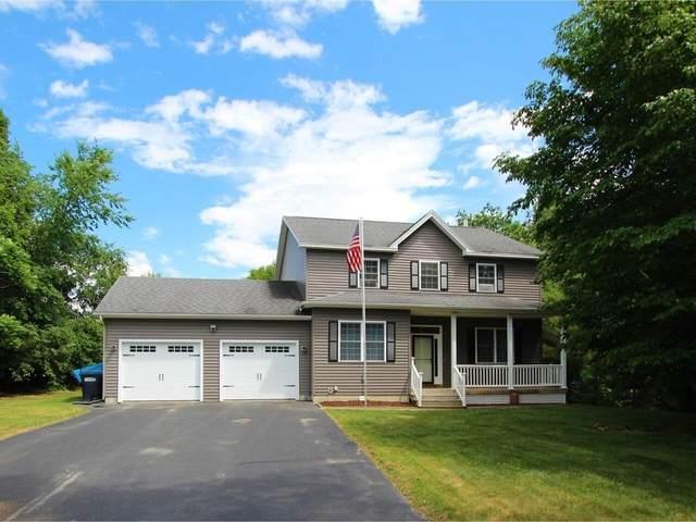15 Ledge Drive, Milton, VT 05468 (MLS #4867341) :: Signature Properties of Vermont