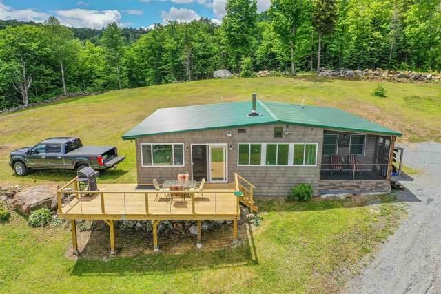 537 Uttero Lane, Groton, VT 05046 (MLS #4867350) :: Signature Properties of Vermont
