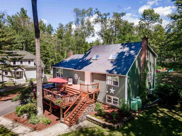 11 Tall Pine Road, Moultonborough, NH 03254 (MLS #4867365) :: Keller Williams Coastal Realty