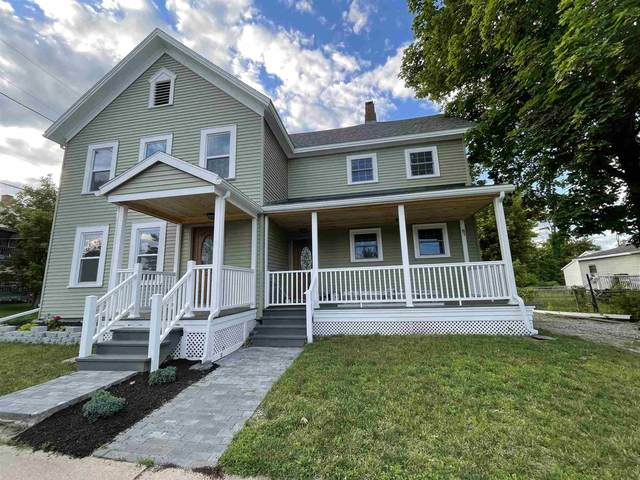 105 South Street, Rutland City, VT 05701 (MLS #4867392) :: The Gardner Group