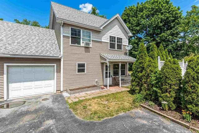 253 East Allen Street B, Winooski, VT 05404 (MLS #4867407) :: Signature Properties of Vermont