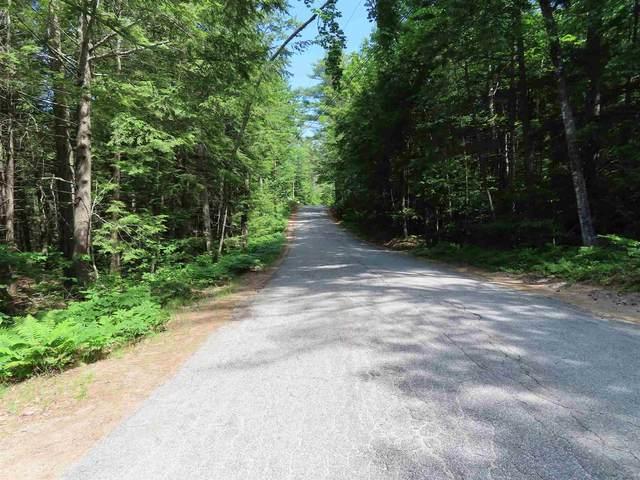 Lot 14 Garney Road, Brookfield, NH 03872 (MLS #4867446) :: Signature Properties of Vermont