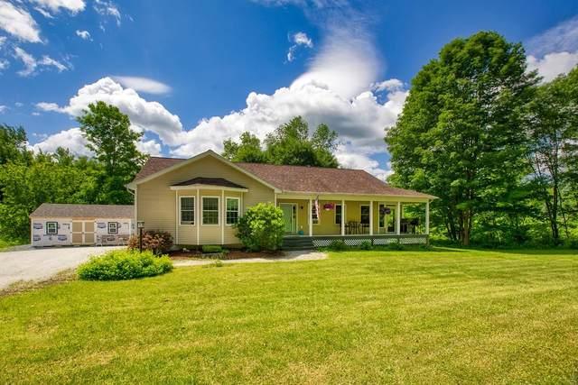 719 Goose Pond Road, Fairfax, VT 05454 (MLS #4867463) :: Signature Properties of Vermont