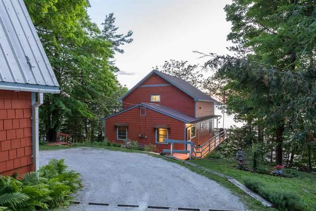 270 Cold Spring Road, Milton, VT 05468 (MLS #4867481) :: Signature Properties of Vermont