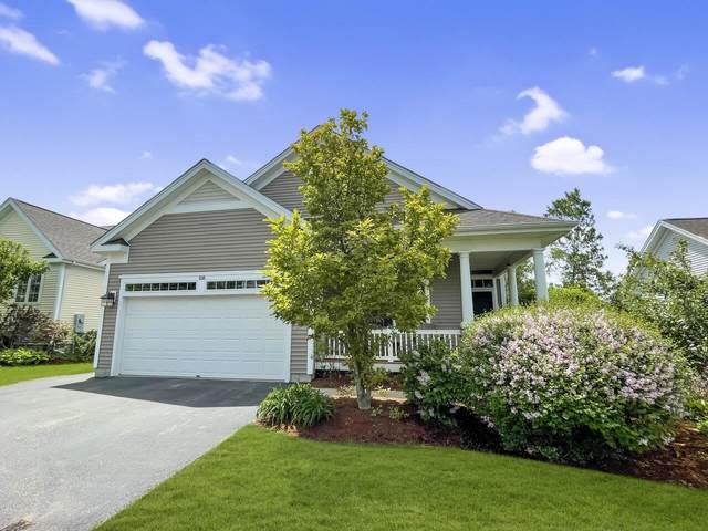 108 Upswept Lane, South Burlington, VT 05403 (MLS #4867517) :: Signature Properties of Vermont