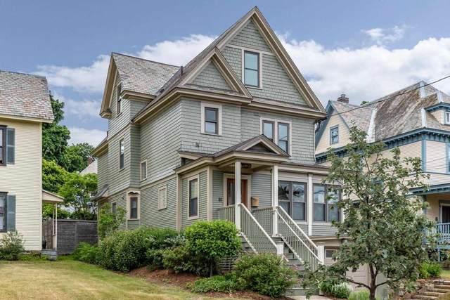 374 South Union Street, Burlington, VT 05401 (MLS #4867518) :: The Gardner Group