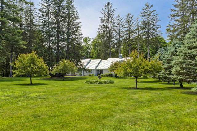 237 Main Street, Norwich, VT 05055 (MLS #4867526) :: Hergenrother Realty Group Vermont