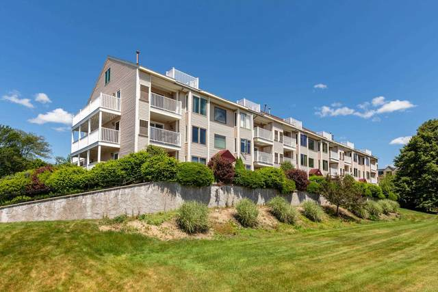 975 Ocean Boulevard #17, Hampton, NH 03842 (MLS #4867528) :: Signature Properties of Vermont