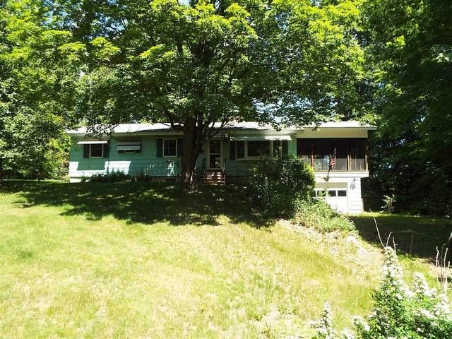 12 Randall Hill Road, Ryegate, VT 05042 (MLS #4867534) :: Signature Properties of Vermont