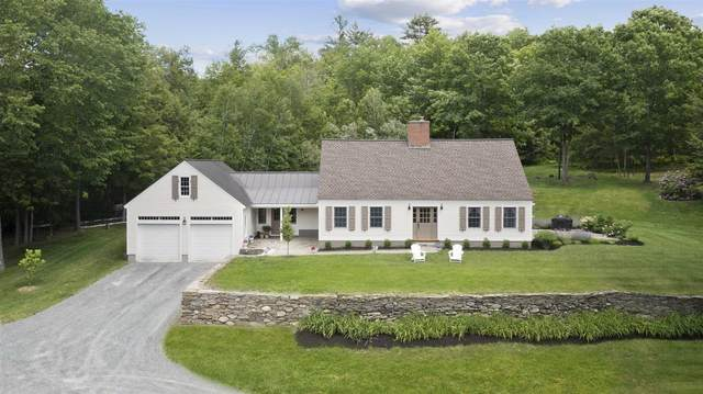 2 Goodfellow Road, Hanover, NH 03755 (MLS #4867601) :: Signature Properties of Vermont
