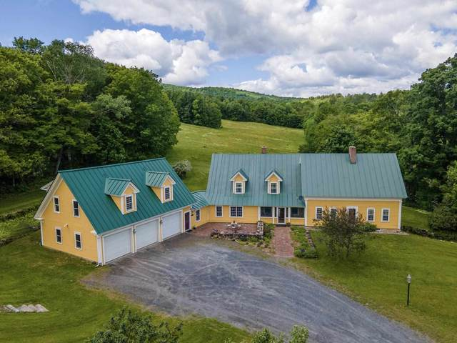 4573 Bayley Hazen Road, Peacham, VT 05862 (MLS #4867603) :: Signature Properties of Vermont