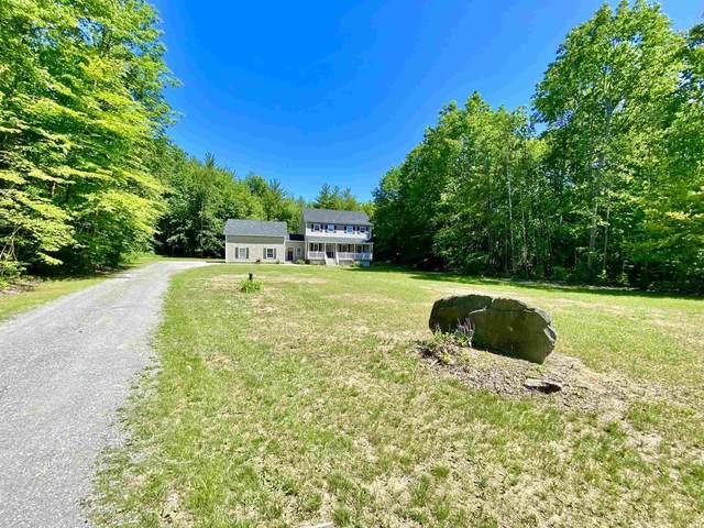 30 Brewster Road, Fairfax, VT 05454 (MLS #4867616) :: Signature Properties of Vermont