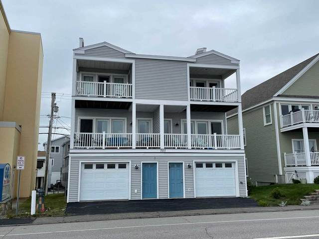 707 Ocean Boulevard Unit 2, Hampton, NH 03842 (MLS #4867623) :: Signature Properties of Vermont