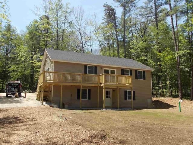 60 Mountain View Drive, Conway, NH 03818 (MLS #4867682) :: Jim Knowlton Home Team