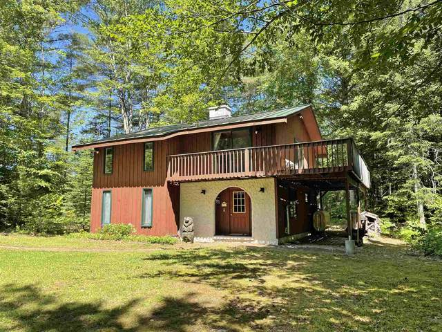 227 Old Sawmill Road, Londonderry, VT 05148 (MLS #4867693) :: The Gardner Group