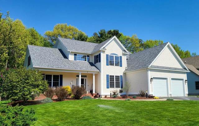 96 Overlake Drive, Colchester, VT 05446 (MLS #4867700) :: Signature Properties of Vermont