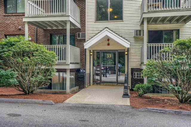 33 Andrew Street #30, Manchester, NH 03104 (MLS #4867718) :: Signature Properties of Vermont