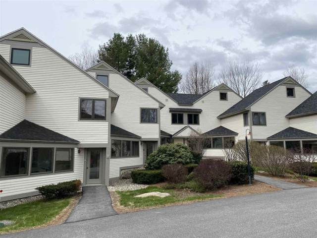 8 Mountain Sun Way #6, Waterville Valley, NH 03215 (MLS #4867719) :: Signature Properties of Vermont