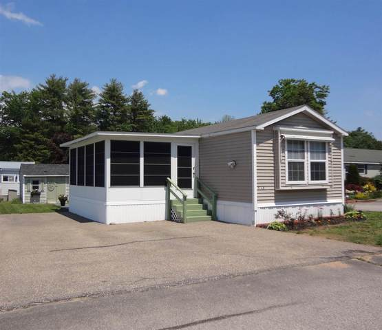 303 Old Lakeshore  C-15 Road, Gilford, NH 03249 (MLS #4867736) :: Signature Properties of Vermont