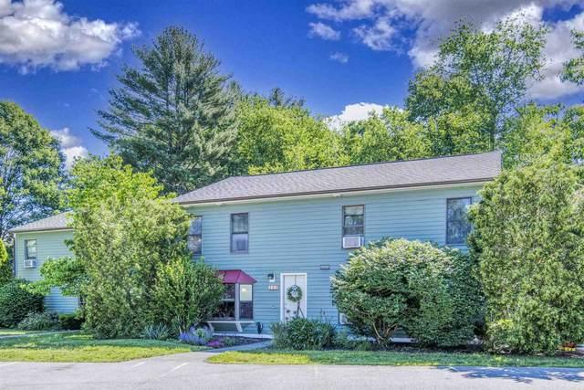 203 Piscassic Street, Newmarket, NH 03857 (MLS #4867738) :: Signature Properties of Vermont