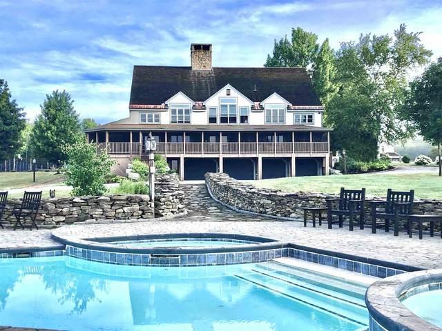 248 Huntington Road, Henniker, NH 03242 (MLS #4867741) :: Signature Properties of Vermont