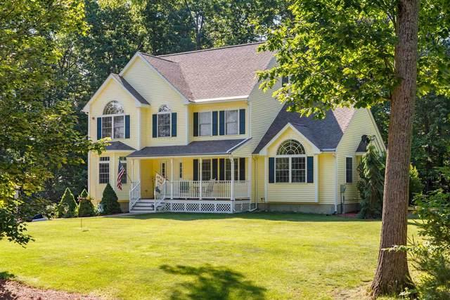 8 Walnut Farm Road, Newton, NH 03858 (MLS #4867743) :: Signature Properties of Vermont