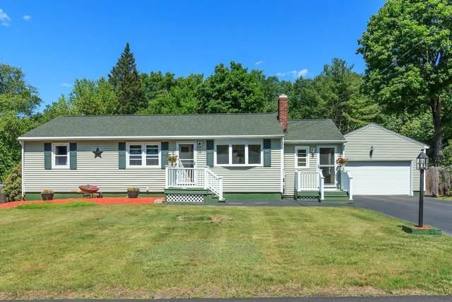 16 Henderson Circle, Salem, NH 03079 (MLS #4867752) :: Signature Properties of Vermont