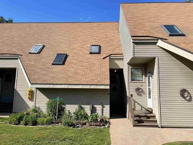 20 Heritage Condo Way 30D, Woodstock, VT 05091 (MLS #4867805) :: Signature Properties of Vermont