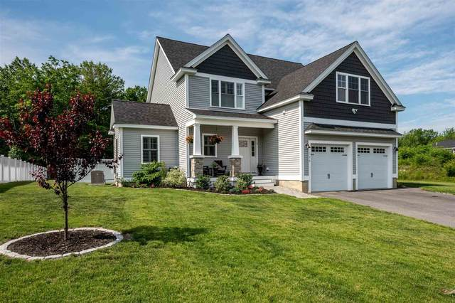 150 Emerald Lane, Dover, NH 03820 (MLS #4867913) :: Keller Williams Realty Metropolitan