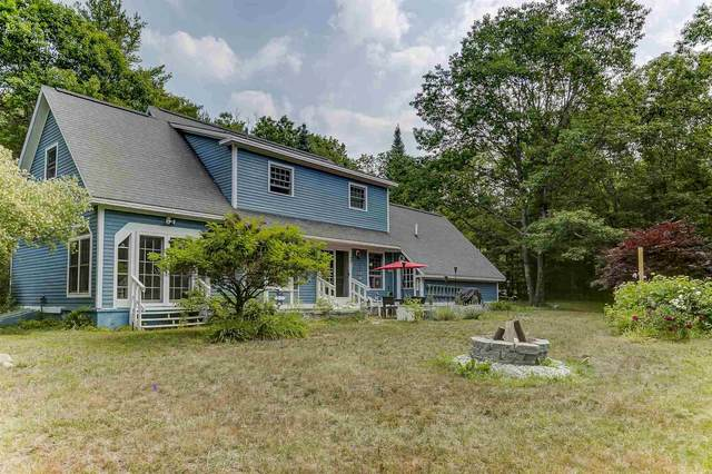 131 Alden Washburn Drive, Tamworth, NH 03886 (MLS #4867984) :: Keller Williams Realty Metropolitan