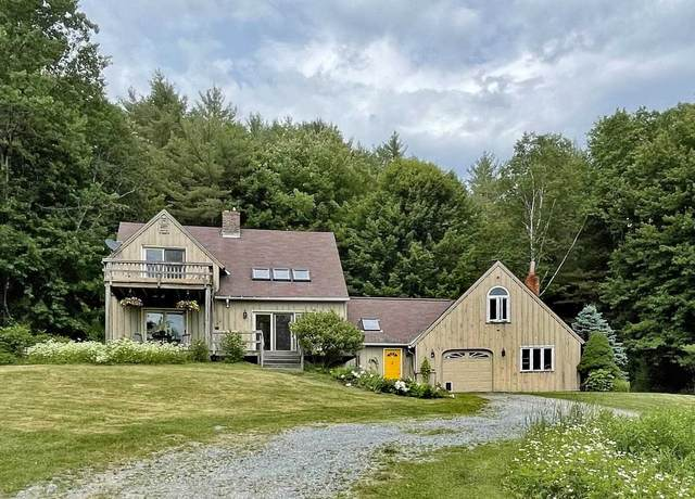 396 Atkins Road, Lincoln, VT 05443 (MLS #4868096) :: Hergenrother Realty Group Vermont
