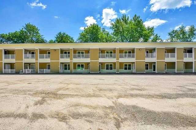 213 South Main Street #204, St. Albans City, VT 05478 (MLS #4868097) :: The Gardner Group
