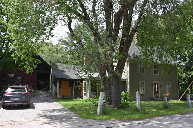 706 Western Avenue, Henniker, NH 03242 (MLS #4868109) :: Keller Williams Realty Metropolitan
