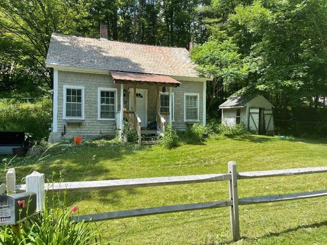 198 Vermont Route 133, Ira, VT 05777 (MLS #4868159) :: Team Tringali