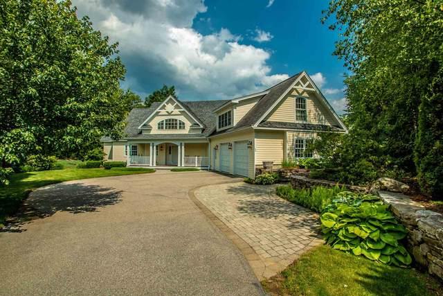 32 Mirror Lake Road, Jackson, NH 03846 (MLS #4868169) :: Signature Properties of Vermont