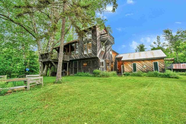 281 Keene Farm Road, Woodbury, VT 05681 (MLS #4868379) :: Keller Williams Coastal Realty