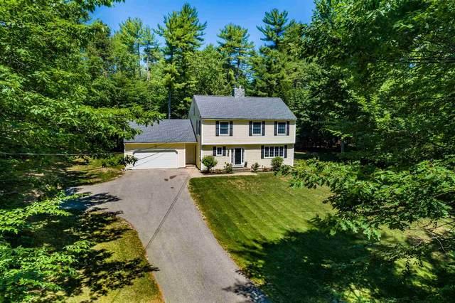 38 Friar Tuck Way, Wolfeboro, NH 03894 (MLS #4868489) :: Lajoie Home Team at Keller Williams Gateway Realty