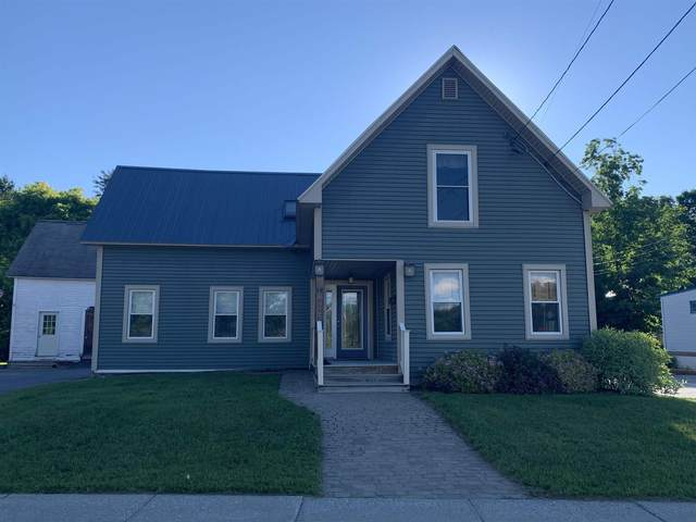 14 Pond Street, Ludlow, VT 05149 (MLS #4868531) :: Hergenrother Realty Group Vermont