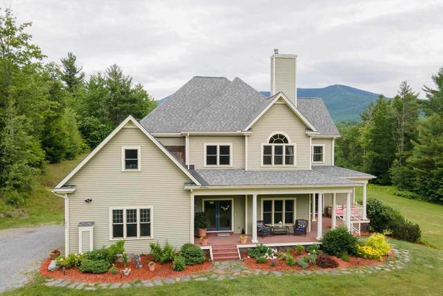 22 Pinnacle Ridge Road, Underhill, VT 05489 (MLS #4868566) :: Hergenrother Realty Group Vermont