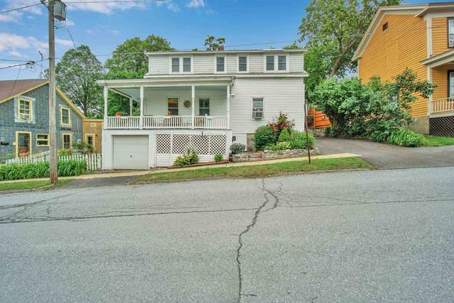 18 N Maple Street, Vergennes, VT 05491 (MLS #4868583) :: Hergenrother Realty Group Vermont