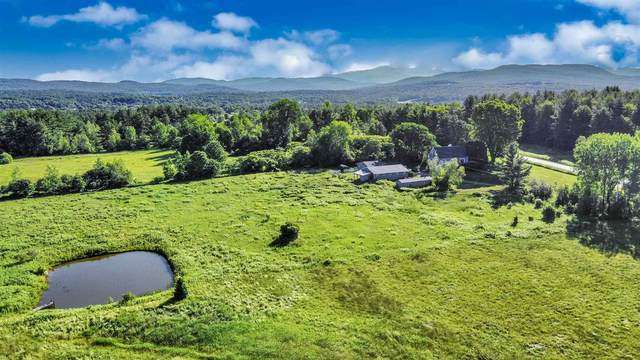 96 Skunk Hollow Road, Jericho, VT 05465 (MLS #4868588) :: Hergenrother Realty Group Vermont
