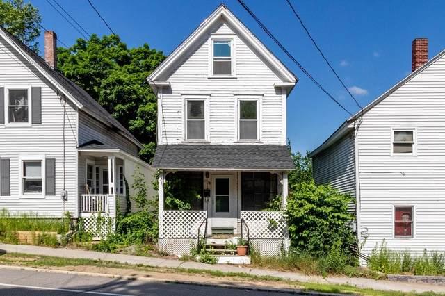 38 North Main Street, Boscawen, NH 03303 (MLS #4868593) :: Signature Properties of Vermont