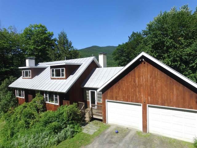 117 Mansfield Road, Fayston, VT 05673 (MLS #4868596) :: Keller Williams Coastal Realty