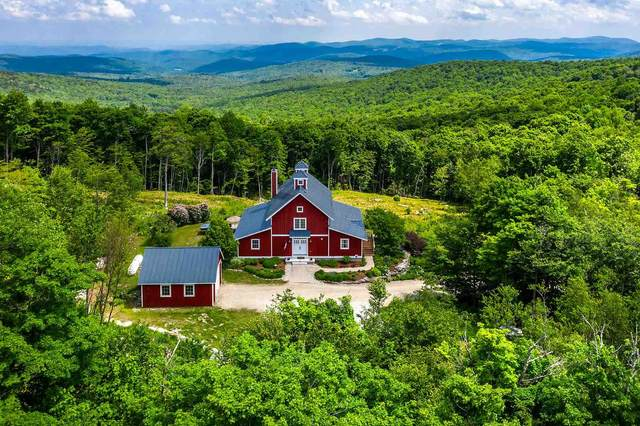 1367 Andover Ridge Road, Andover, VT 05143 (MLS #4868619) :: Hergenrother Realty Group Vermont