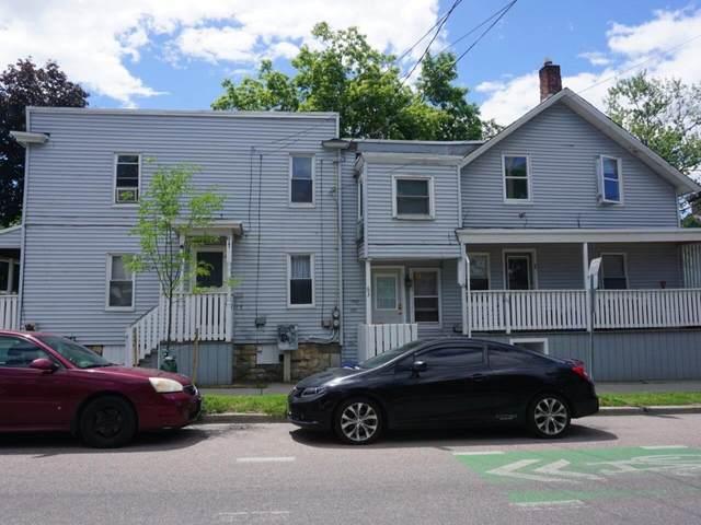 74-76 George Street, Burlington, VT 05401 (MLS #4868647) :: The Gardner Group