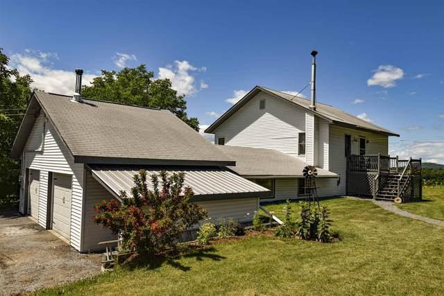 619 Dakin Road, Ferrisburgh, VT 05456 (MLS #4868656) :: Hergenrother Realty Group Vermont